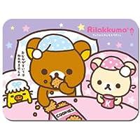 Rilakkuma Tiempo de cama Alfombrilla de ratón animación japonesa kawaii Cute Relax oso Mouse Pad