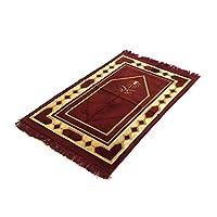 سجادة الصلاة, احمر, 70×110 سم - BK-003-11