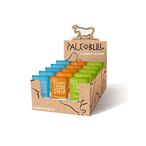Pack Ahorro 3 sabores - Barritas Proteicas Paleo (15x50g)