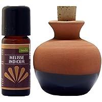 Duftvase mit Melisse indicum-Duftöl 10ml preisvergleich bei billige-tabletten.eu