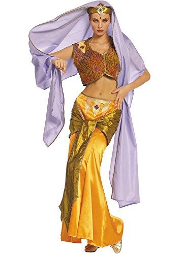 Unbekannt Kostüm Maharani - Bollywood Motto Party Kostüm