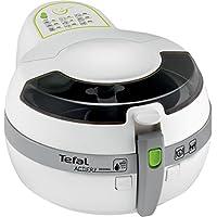 Tefal FZ7010 - Freidora (150 °C, Solo, Gris, Color blanco, Stand-alone, 1400W, 39.8 cm)