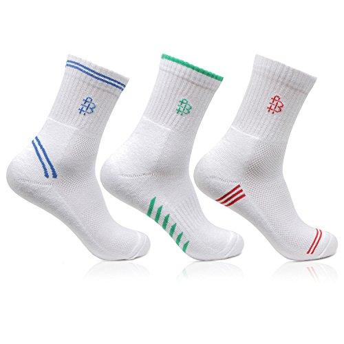 Bonjour-Mens-White-Crew-Length-3-Pairs-Sports-SocksBRO7003-PO3
