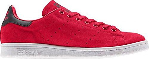 Núcleo Adidas Vermelho Preto core Smith Stan vermelho Podridão Negra vermelho qgpBw