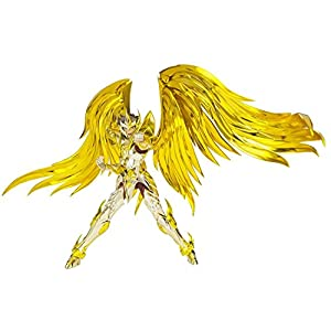 Saint Seiya Aiolos Sagitario New Cloth Figura, 18 cm (Bandai BDISS062363) 5