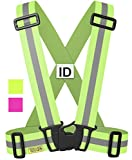 The Tuvizo Reflective Vest provides High Visibility day - Best Reviews Guide