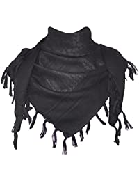 Explore Land 100 % coton militaire Shemagh désert tactique keffieh foulard Wrap