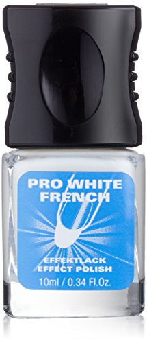 alessandro Pro white Effektlack French, 1er Pack (1 x 10 ml)