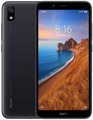 Xiaomi Redmi 7A Dual SIM 16GB + 2GB RAM Matte Black Smartphone