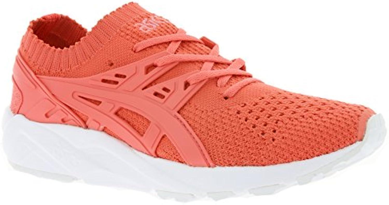 asics Gel Kayano Kayano Kayano Trainer Knit Femmes Sneaker orange H7N6N 7676B01N7KEBVKParent d58bd9