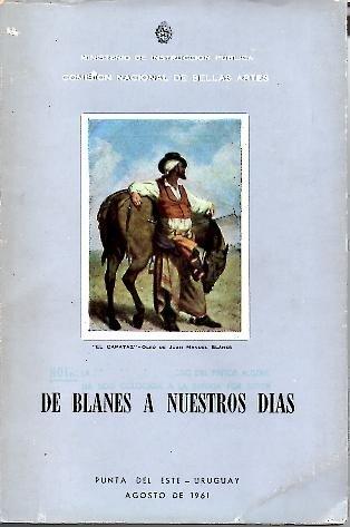 DE BLANES A NUESTROS DIAS.