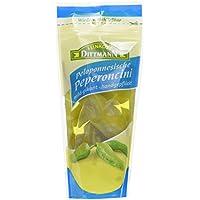 Feinkost Dittmann Peloponnesische Peperoncini mild-pikant handgepflückt, 10er Pack (10 x 250 g)