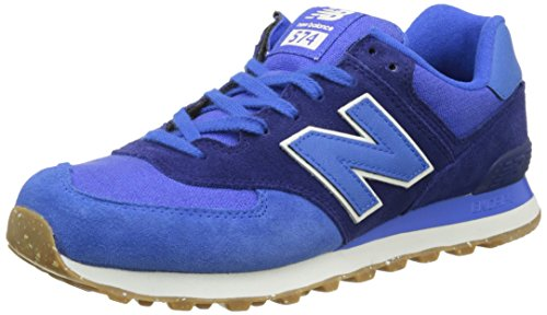 New Balance Ml574sec D Outdoor, Sneakers Basses Homme
