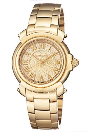 Roberto Cavalli: Las mujeres de oro reloj