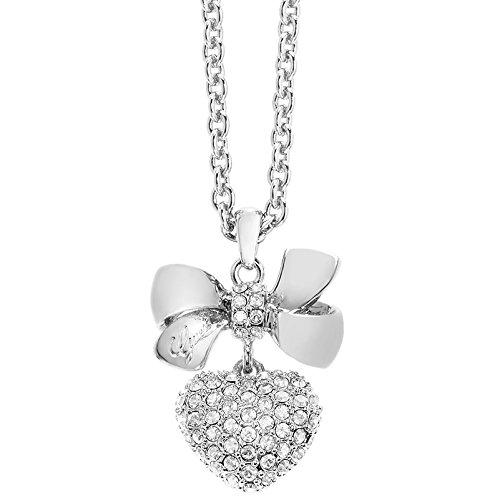 guess-collier-avec-pendentif-acier-inoxydable-oxyde-de-zirconium-10-cm-ubn21586