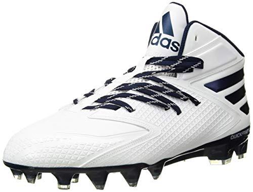 finest selection ff7e5 19a05 adidas Performance pour Homme Freak X Carbon Mid Chaussure de Football -  Blanc - White
