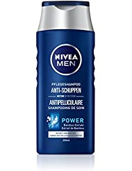 Nivea Men Pflegeshampoo Anti-Schuppen, 4er Pack (4 x 250 ml)