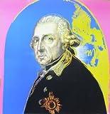 Andy Warhol Friedrich der Grosse - Poster Kunstdruck Bild