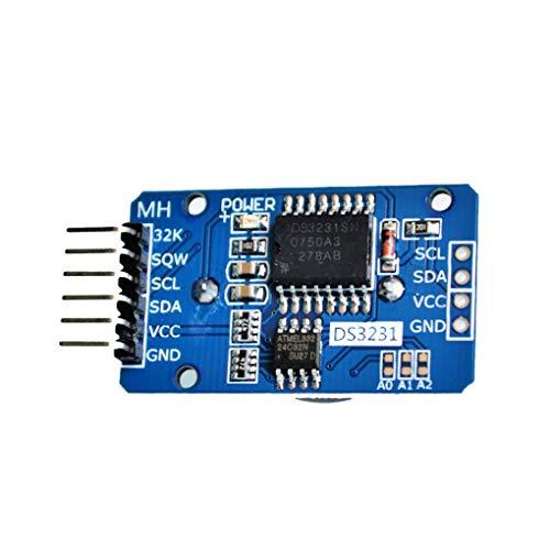 Fangjuhua Für Arduino DS3231 ZS042 AT24C32 IIC Module Precision IICModule RTC Real Time Clock Speicher Neue