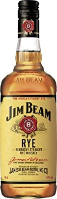 Jim Beam Rye Whisky (1 x 0.7l)