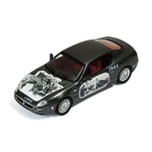 Maserati CAMBIOC.60th D.Day 1/43 Ixo Model Auto Stradali Modelo de Coche Die Cast