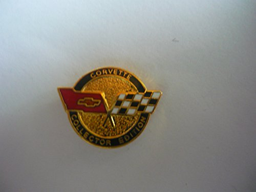 pin-anstecknadel-chevrolet-corvette-collection-gold-logo-10-mm