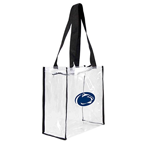 ncaa-penn-state-nittany-lions-square-stadium-tote-115-x-55-x-115-inch-clear-by-littlearth