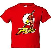 Camiseta niño Baby Flash