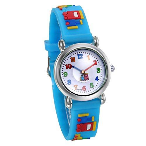 JewelryWe Relojes de Niños Niñas Reloj Deportivo Digital Analogico 4390bbba7547