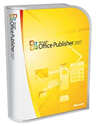 Microsoft Publisher 2007 (Pc)