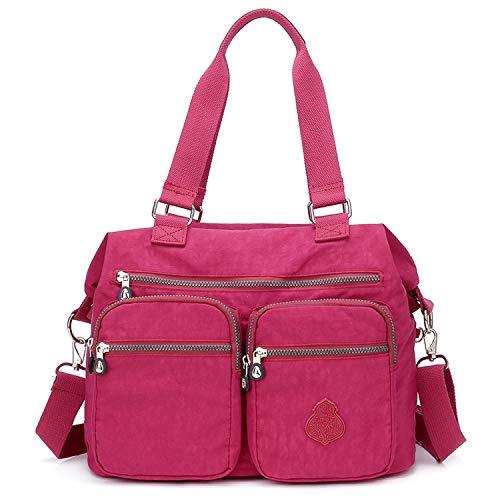 Outreo Bolsos Moda Mujer Messenger Bag Bolso Bandolera