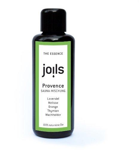 Sauna-Aufguss Provence, naturrein, 100ml, 100% naturreines Öl für Ihre Sauna - Blühende Kräuter Duft