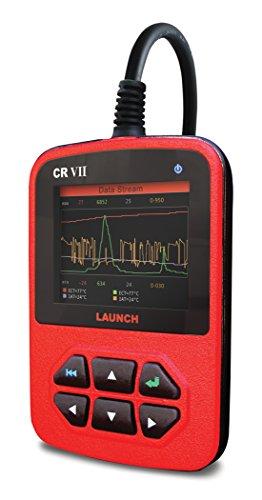 Launch (301050139) Creader VII Code Reader mit Öl Licht Reset