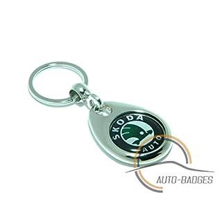 Skoda Octavia Fabia Schlüsselanhänger Geschenk Schlüssel Ring Geschenk zum Geburtstag