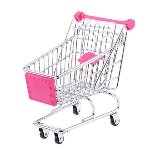 Naisicatar Creativo Mini Carro Compras supermercado