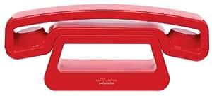 Swissvoice Epure Full Eco Cordless Single DECT Telephone -  Red