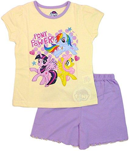 my-little-pony-pyjama-girls-short-sleeved-pjs-set-4-10-years-5-6-years-pony-power