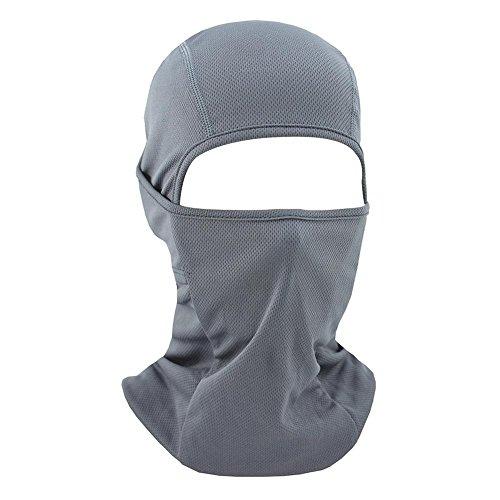 Draussen Gesicht Maske mit Fahrradhaube,Sport Reitmaske Fahrradmaske CS Tactical Flying Tiger Hut Atmungsaktive Sonnenblende Winddicht Motorrad Sport Hood Riding Maske