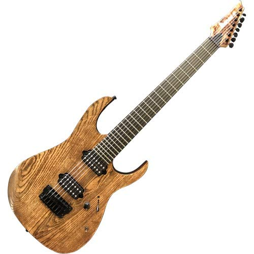 IBANEZ RG Iron Label E-Guitar 7 String - Antique Brown Stained Low Gloss (RGIXL7-ABL)