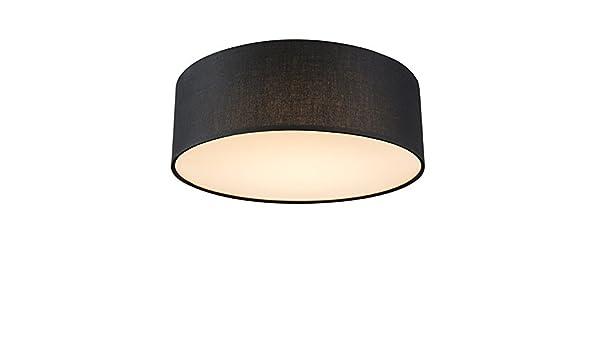 QAZQA Modern DeckenleuchteDeckenlampeLampeLeuchte grün 40