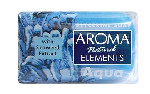 Savon Arôme naturel ELEMENTS AQUA extrait d'algues 100g