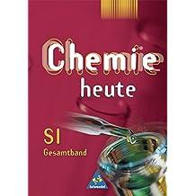 Chemie heute SI - Allgemeine Ausgabe 2001: Gesamtband 7 - 10