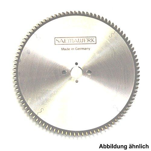 HM Kreissägeblatt 210x2,8x30mm TypTF negativ Sägeblatt Gehrungssäge Kappsäge