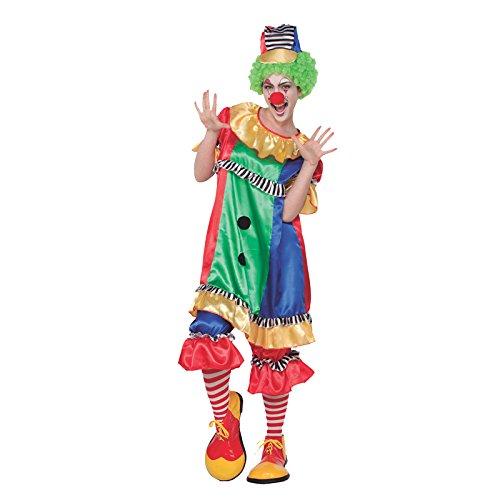 EUROCARNAVALES cs926250/M–Costume Clown Dame taglia M
