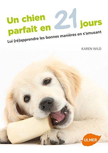 Un chien parfait en 21 jours. Lui (ré)apprendre les bonnes manières en s'amusant