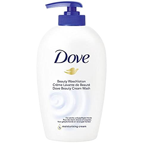 6 x Dove Beauty Cream Hand Wash
