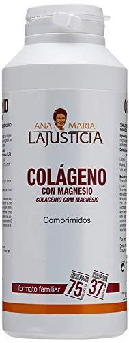 Ana Maria Lajusticia - Colágeno con magnesio - 450 comprimidos articulaciones fuertes y...