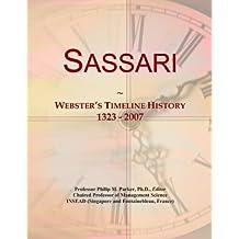 Sassari: Webster's Timeline History, 1323 - 2007