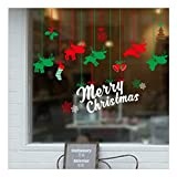 Best Animal World Mooses - QTZJYLW Home Window Sticker Glass Pvc Wall Sticker Review