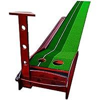 Jia He Tapetes de Golf Ejercitador de Golf Indoor Putting Home/Office Manta de Ejercicio, 2 Tamaño Opcional @ (Tamaño : 3.5m)